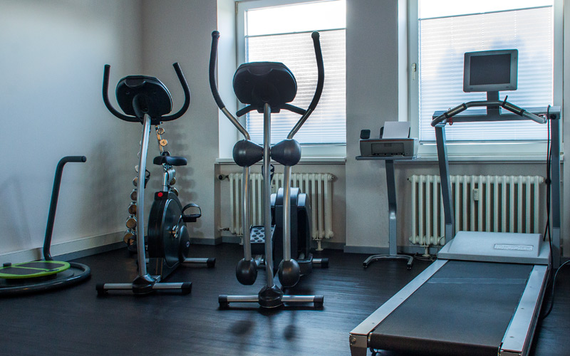 Physiotherapie Hannover Fitnessraum
